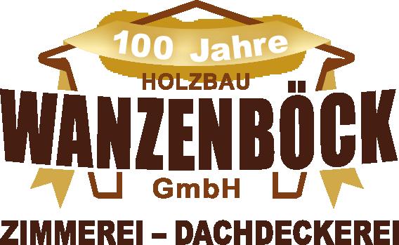 LOGO Holzbau Wanzenböck GmbH - Zimmerei, Dachdeckerei, Holzhandel